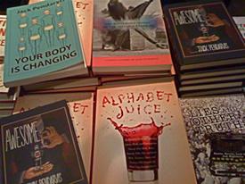 Jack Pendarvis Books