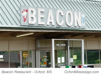 Beacon Restaurant - Oxford MS