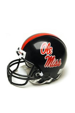 Ole Miss Helmet iPhone