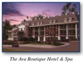 The Ava Hotel - Oxford, MS
